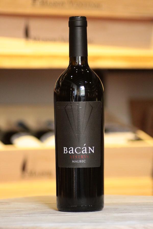 La Giostra del Vino Bacán Reserva Malbec