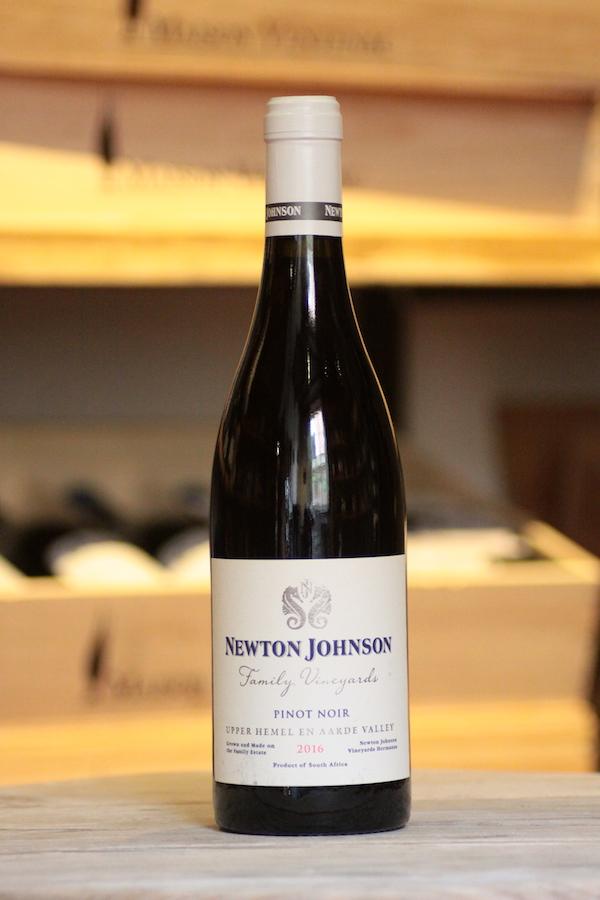Newton Johnson Family Vineyards Pinot Noir