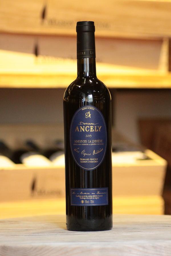 Domaine Ancely Minervois La Livinière Les Vignes Oubliées 2013