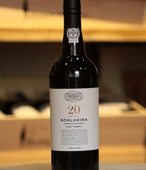 Borges Soalheira 20 Years Old Tawny Port