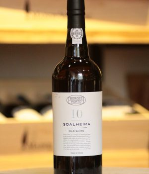 Borges Soalheira 10 Years Old White Port