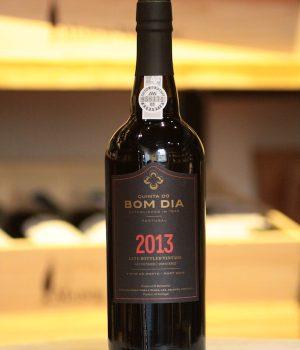 Quinta do Bom Dia Late Bottled Vintage Port 75CL