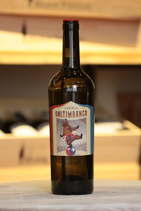 La Giostra del Vino Saltimbanco Slovenija