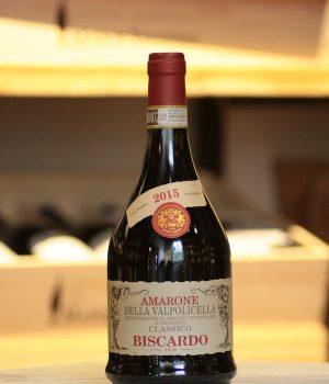 Biscardo Amarone della Valpolicella Classico
