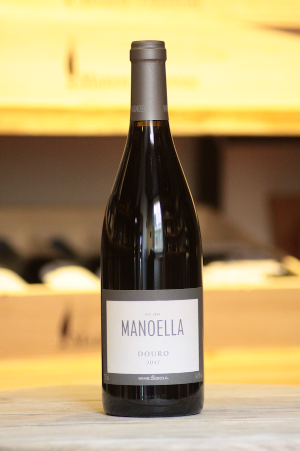 Wine & Soul Douro Manoella Tinto