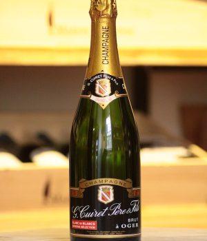G Cuiret Père & Fils Champagne Blanc De Blancs Reserve Selection Brut