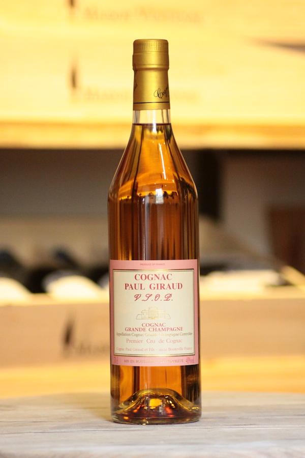 Cognac Paul Giraud V.S.O.P Grande Champagne Premier Cru de Cognac