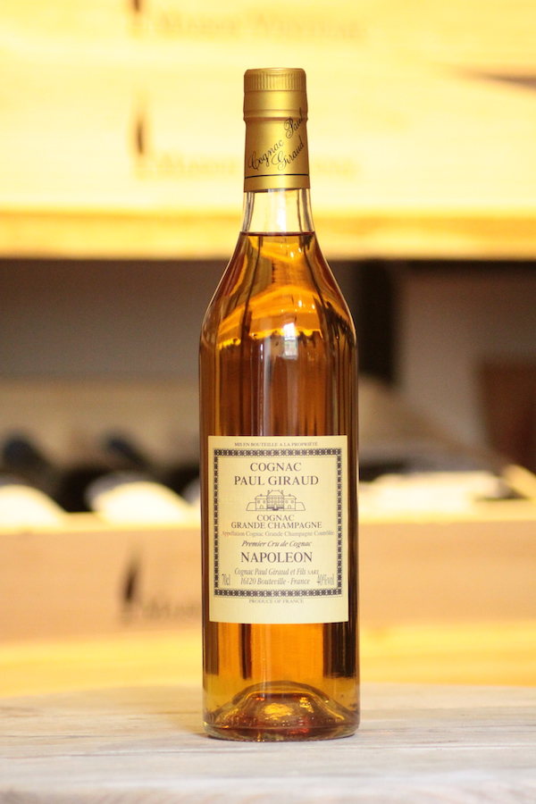 Cognac Paul Giraud 1er Cru Napoleon