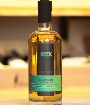 Beel Calvados Toutain 2012
