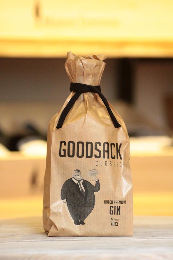 Goodsack Classic Dutch Premium Gin