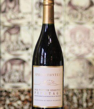 Springfontein 2013 Terroir Selection Pinotage