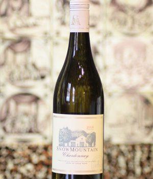 Snow Mountain Chardonnay