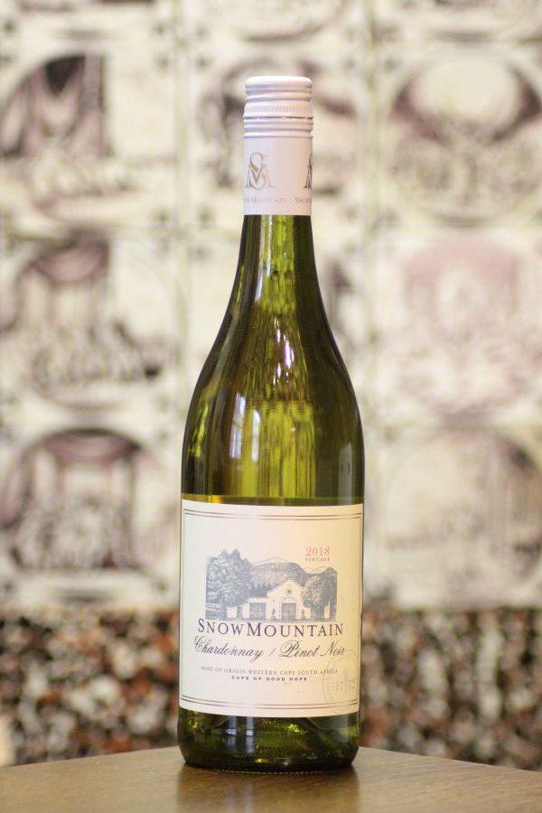Snow Mountain Chardonnay - Pinot Noir