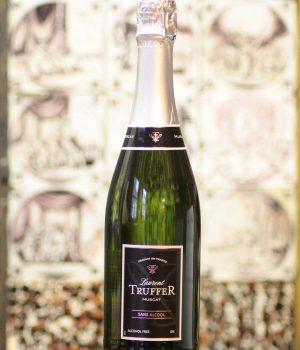 Laurent Truffer Sparkling Muscat Blanc Sans Alcohol