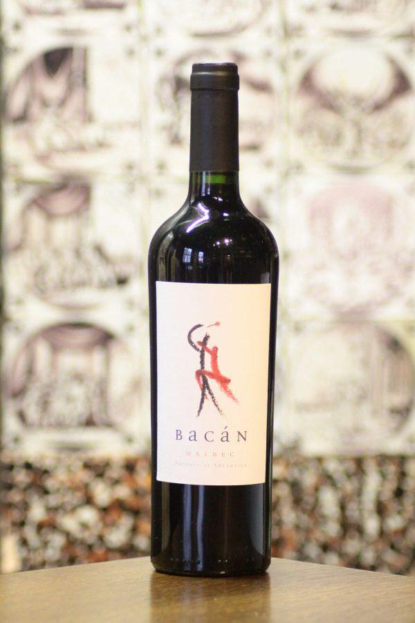 La Giostra del Vino Bacán Clásico Malbec