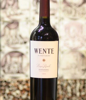 Wente Vineyards Beyer Ranch Zinfandel 2015