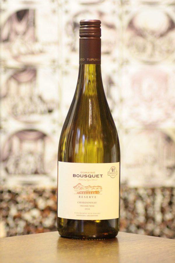 Domaine Bousquet Reserve Chardonnay